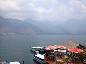 Atitlan järvi