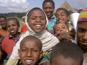 Etiopia: Puhdas vesi, parempi elämä