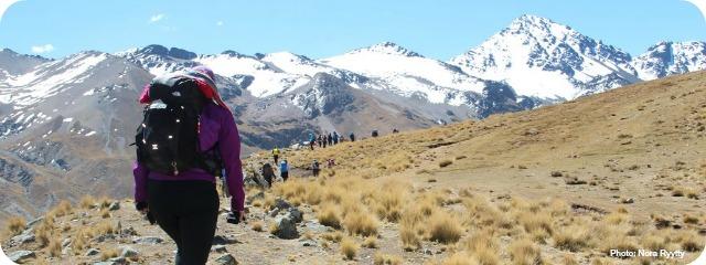 Kapua Bolivia Tarja
